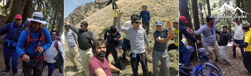 Team cherished on beats of Ashok - On the way to Nagaroo