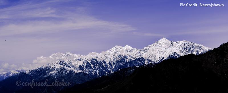Dhauladhar Ranges