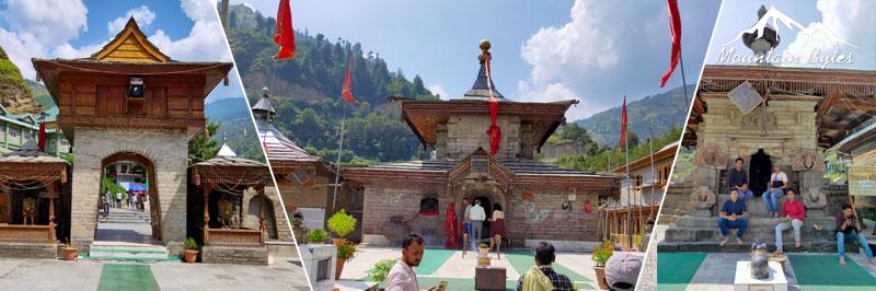 Hathkoti Temple Rohru